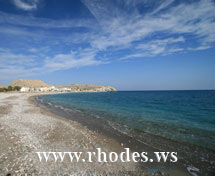 Charaki Beach | Island Rhodes | Greece