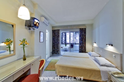 Double Bed Room | Savoy Hotel | Rhodes Town
